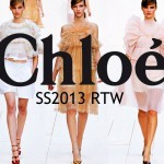 Коллекция Chloé весна-лето 2013 на Парижской Неделе Моды
