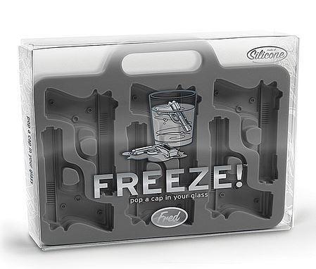 Оригинальная форма для льда FREEZE!