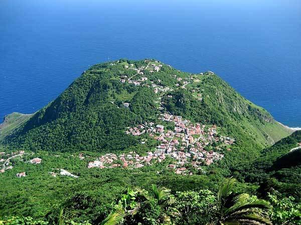 остров Саба
