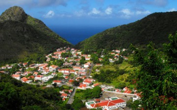 Остров Саба: нетронутая королева Карибского бассейна