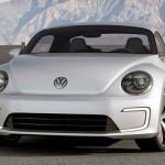 Новое поколение электромобилей: VW electric e-bugster concept