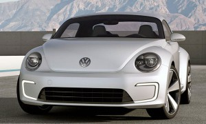 VW electric e-bugster concept