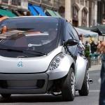Новая концепция городской мобильности в электромобиле HIRIKO