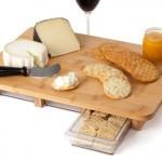 Стильные кухонные доски: Bowlboard и Mocubo Cutting Board