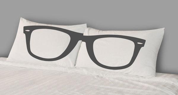 подушка-очки