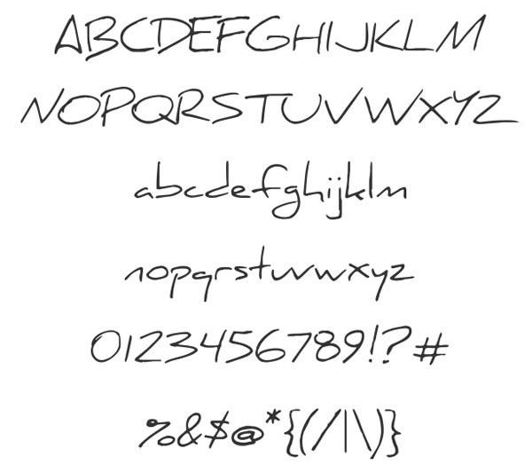 скачать красивые шрифты Daniel