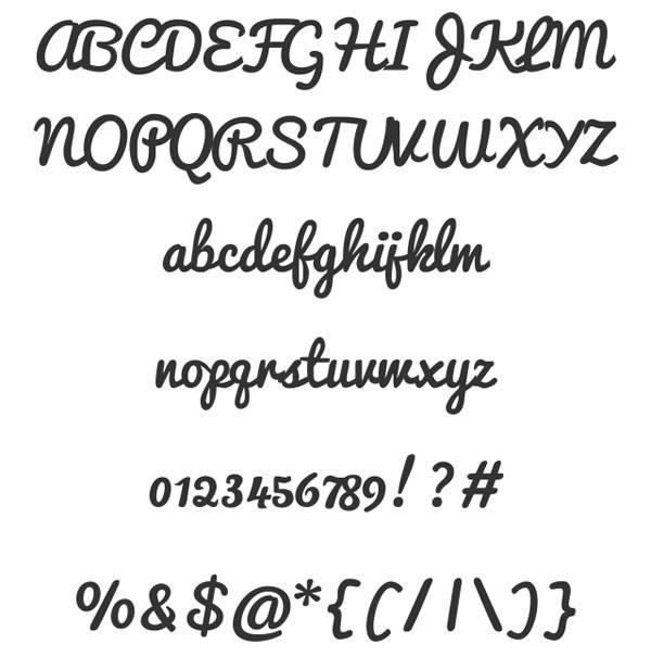 скачать красивые шрифты pacifico