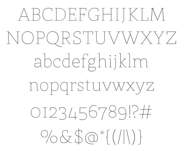 скачать красивые шрифты St Marie