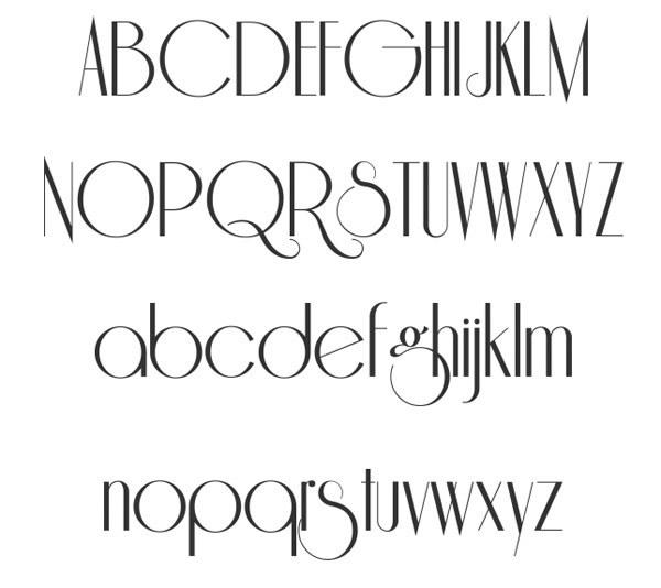 скачать красивые шрифты Riesling