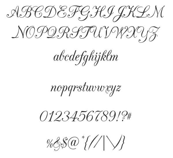 скачать красивые шрифты CAC-Champagne