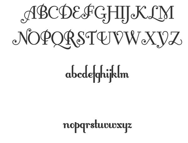 скачать красивые шрифты FontleroyBrown