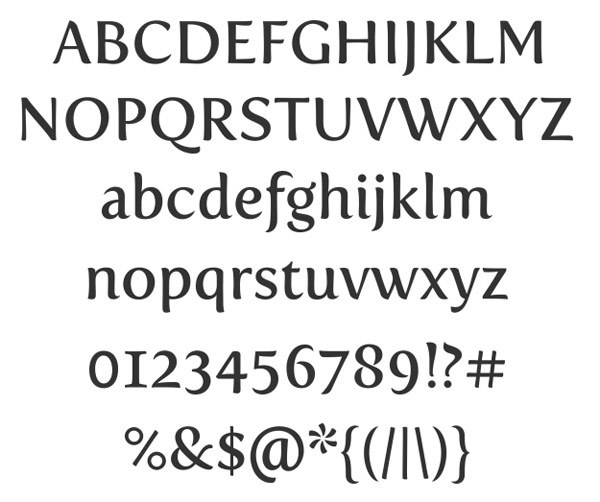 скачать красивые шрифты Fertigo-Pro