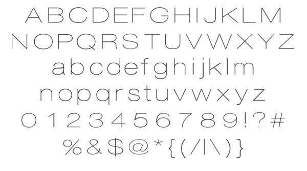 скачать красивые шрифты DISCO