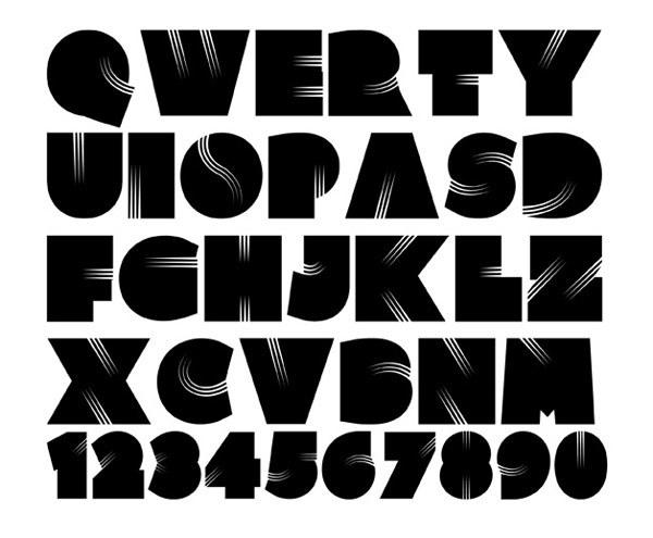 скачать красивые шрифты Clutchee
