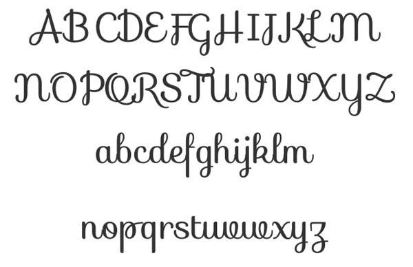 скачать красивые шрифты sofia