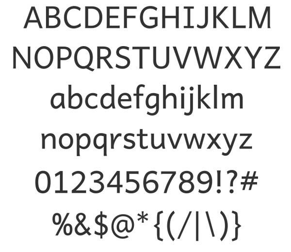 скачать красивые шрифты Andika-Basic