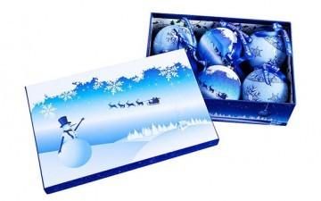 Набор елочных игрушек от Mister Christmas. Праздник к нам приходит!