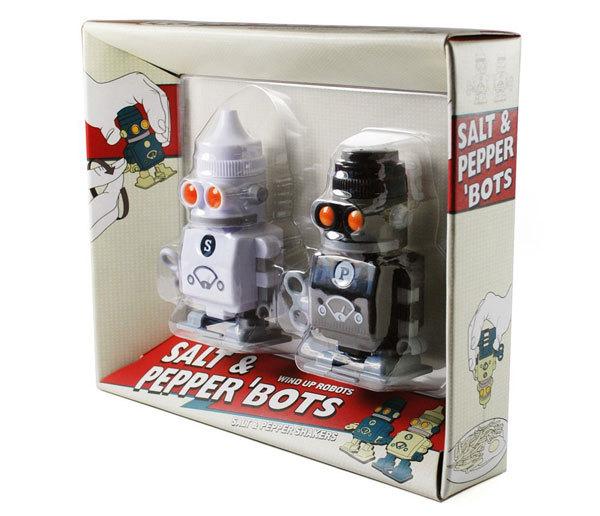 Роботы для кухни Salt  и Pepper