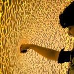 Интерактивная медиа инсталляция с Mike Allison