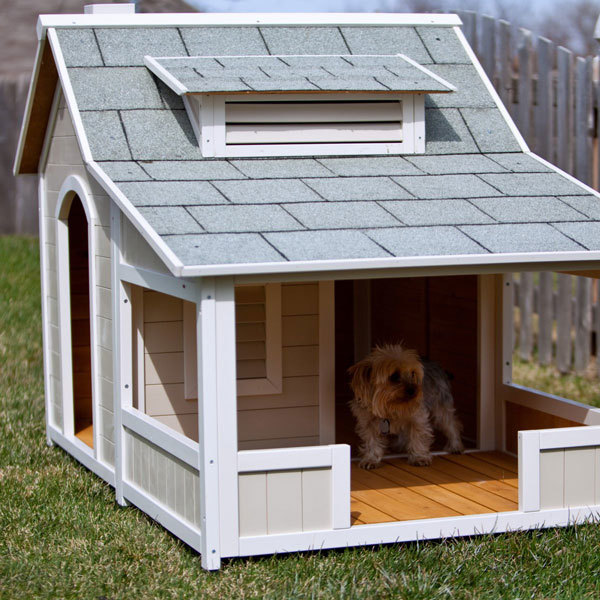 домик для маленькой собаки