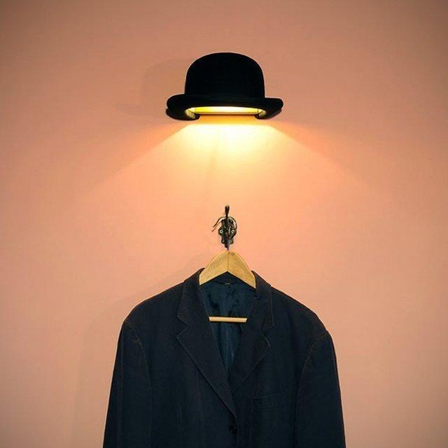 Креативный светильник