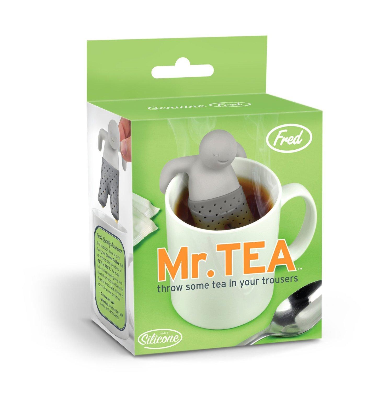 Необычные сита для заварки Mister Tea