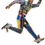 Adidas Originals x Jeremy Scott. Lookbook весна-лето 2013