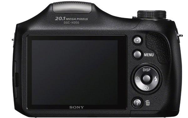 Sony dsc h200 обзор