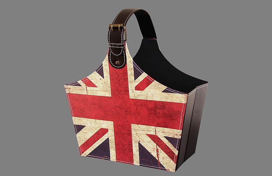 газетница Британский флаг