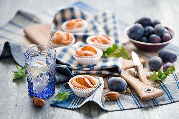 фотографии десертов от Анны Вердиной