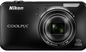 Nikon Coolpix S800c Black (6)