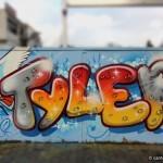 Can2 graffiti. Работы и интервью с немецким художником