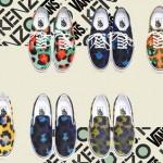 Новая коллекция KENZO x Vans 2013