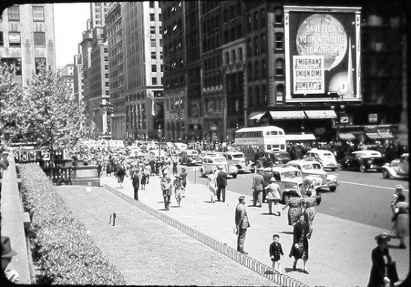 Черно-белые фотографии Нью-Йорка подборка винтажных снимков (8)