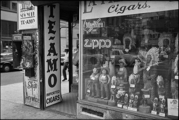 Черно-белые-фотографии-Нью-Йорка-подборка-винтажных-снимков