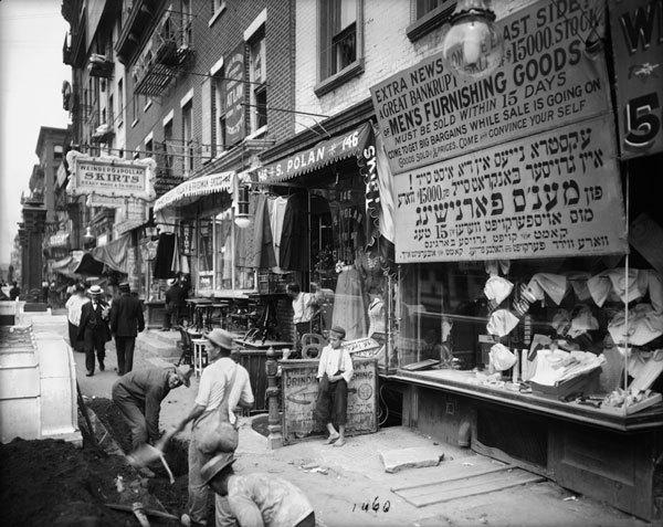 Черно-белые фотографии Нью-Йорка