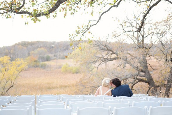 Свадьба на открытом воздухе от Brooke Ringdahl