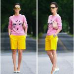 Модный тренд сезона весна-лето 2014: шорты бермуды