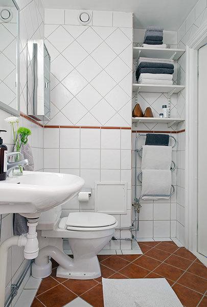 шведская ванная комната