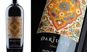 Darius II упаковка вина