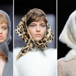Стильная осень: модные шапки 2013-2014
