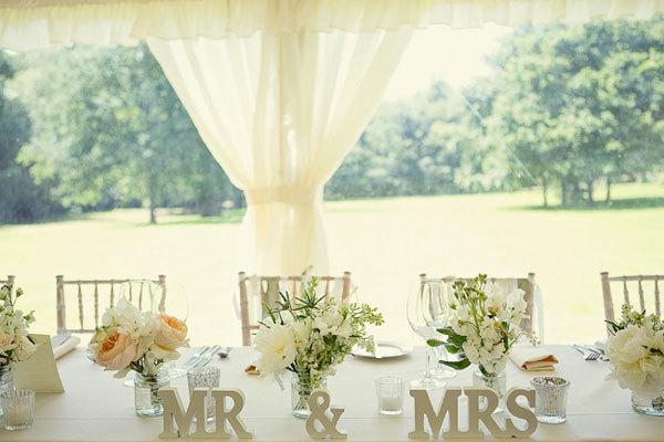 Роскошная свадьба в бежевых тонах