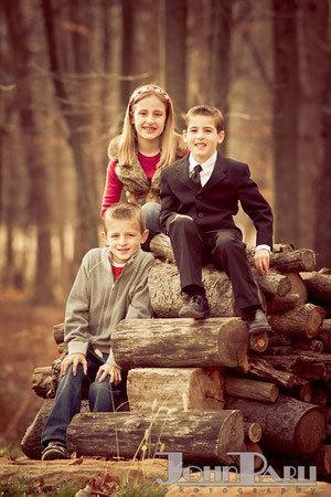 Детская осенняя фотосессия (3)