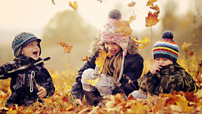 Детская осенняя фотосессия (5)