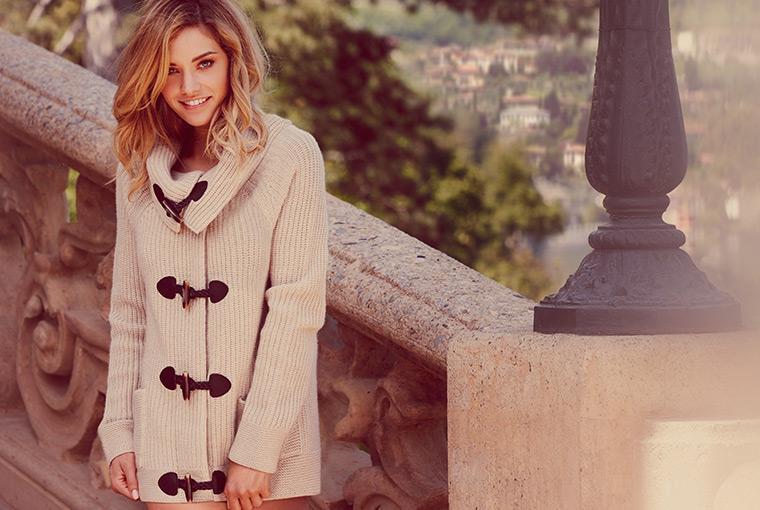 Мода осень-зима 2013 пуловеры и кардиганы