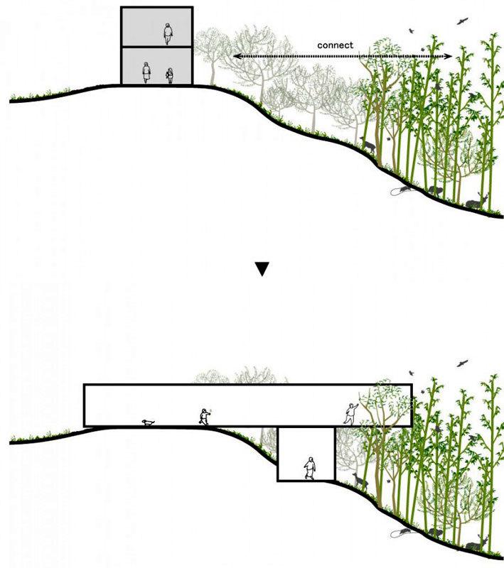 Современный японский дом план-схема (3)