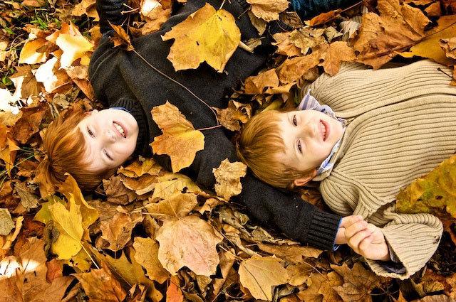 идеи для детской осенней фотосессии (10)