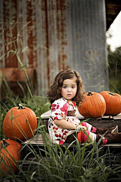 идеи для детской осенней фотосессии (11)