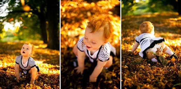 идеи для детской осенней фотосессии (7)