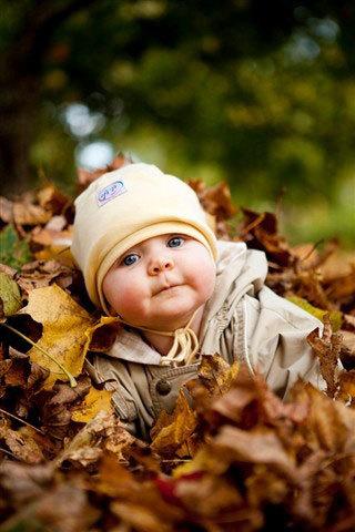 идеи для детской осенней фотосессии (8)